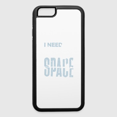 Universe Space Moon Weightless Planet - iPhone 6/6s Rubber Case