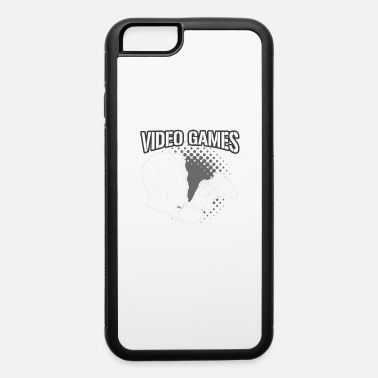 Video Game VIDEO GAMES - iPhone 6 Case