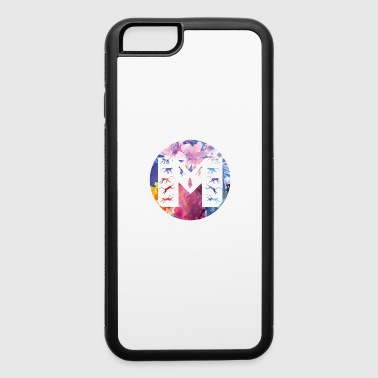 M for Monkey T-Shirts & Gifts - iPhone 6/6s Rubber Case