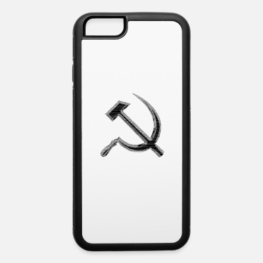 Sickle Hammer and sickle - iPhone 6/6s Rubber Case