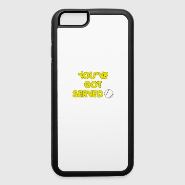 You ve Got Served - Tennis - Total Basics - iPhone 6/6s Rubber Case