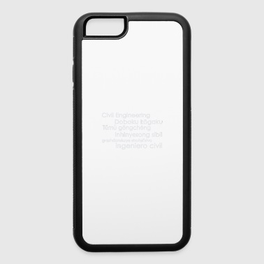 Civil Engineering - iPhone 6/6s Rubber Case