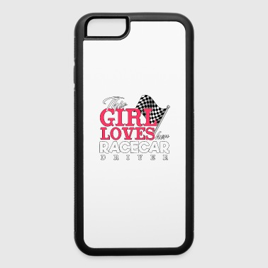 Loves Her Race car Driver - Racing - Total Basics - iPhone 6/6s Rubber Case