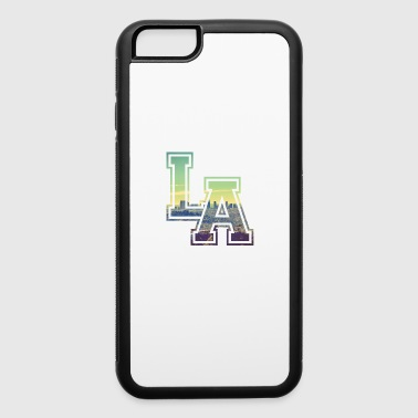Los Angeles - Total Basics - iPhone 6/6s Rubber Case