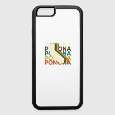 Pomona California Souvenirs CA Vacation - iPhone 6/6s Rubber Case