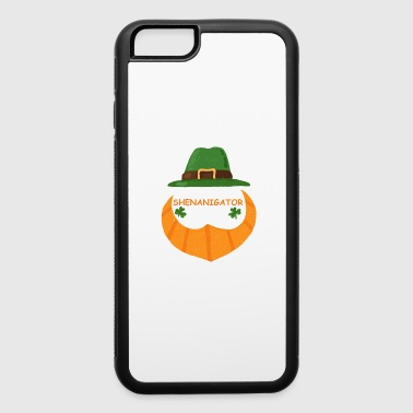 Shenanigator St. Patrick's Day - iPhone 6/6s Rubber Case