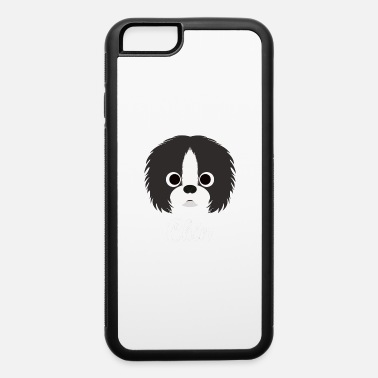 Chin Chin - Japanese Chin - iPhone 6 Case