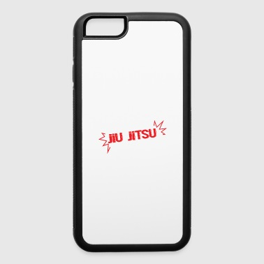 Eat sleep Jiu Jitsu repeat - Funny Sport Gift - iPhone 6/6s Rubber Case