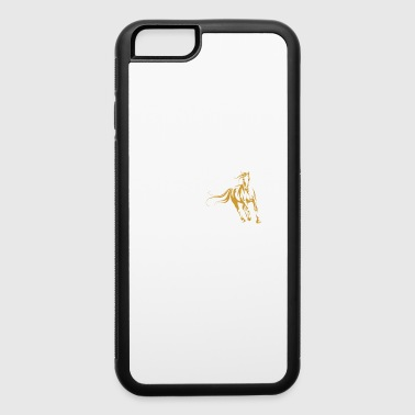 Horse gift - iPhone 6/6s Rubber Case