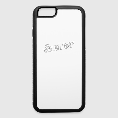 Summer - Summer - Total Basics - iPhone 6/6s Rubber Case