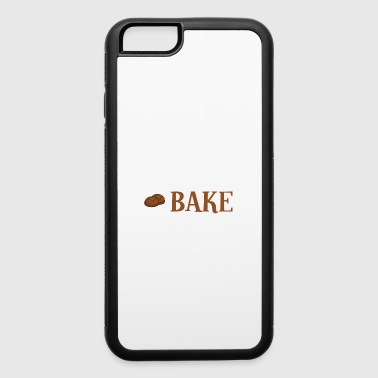 Eat, Sleep and Bake - iPhone 6/6s Rubber Case