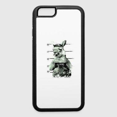 Kangaroo Australian Animal Gift - iPhone 6/6s Rubber Case