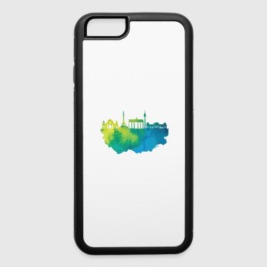 Television Berlin City - Limited Edition - iPhone 6/6s Rubber Case