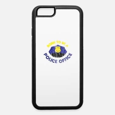 Police Work Police officer cop work gift - iPhone 6 Case