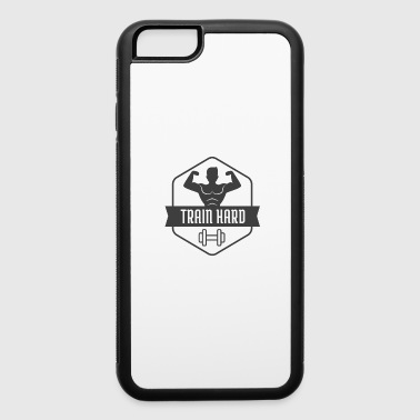 Pump Train Hard - Limited Edition - iPhone 6/6s Rubber Case