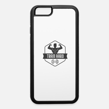 No Pain No Gain Train Hard - Limited Edition - iPhone 6/6s Rubber Case