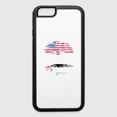 Pride American grown with palestinian roots original - iPhone 6/6s Rubber Case