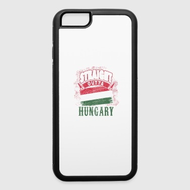 Soccer Hungary Budapest Hungarian flag gift idea Home - iPhone 6/6s Rubber Case