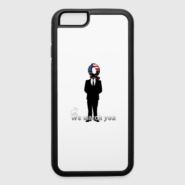 Demo We watch you - iPhone 6/6s Rubber Case
