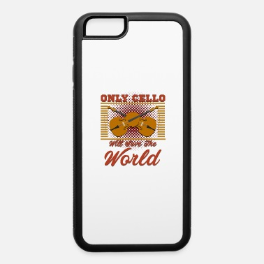 Cellist Cello Double Bass Double Bassist Gift - iPhone 6 Case