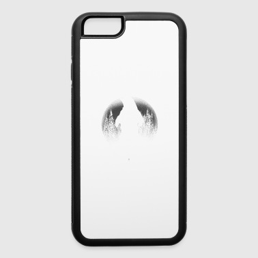 Bloody I eat people bear gift - iPhone 6/6s Rubber Case