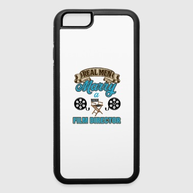 Aperture Director - Real Men Mary A Film Director - iPhone 6/6s Rubber Case