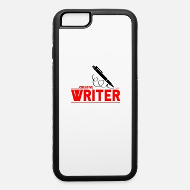 Pen Writer Author Screenwriter Reporter Editor Gift - iPhone 6/6s Rubber Case