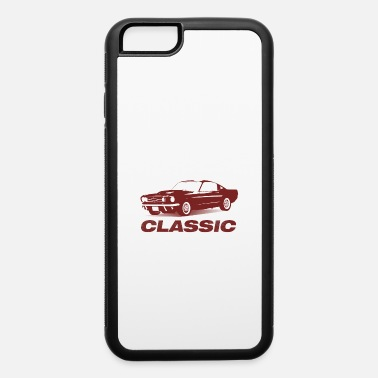 Classic Classic car is a muscle car - iPhone 6 Case