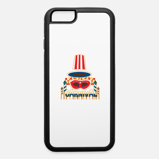 Carnival iPhone Cases - Carnival - iPhone 6 Case white/black