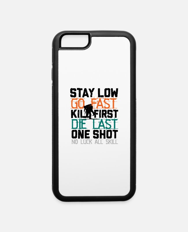 Reserve iPhone Cases - Army - iPhone 6 Case white/black