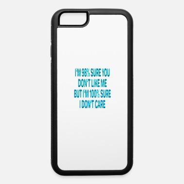 Wealth Cool Saying Self-confident Ego Egoist Gift - iPhone 6/6s Rubber Case