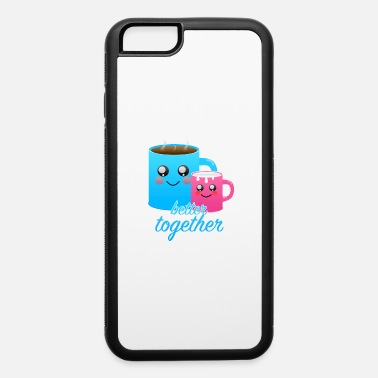 Milk better together - iPhone 6/6s Rubber Case