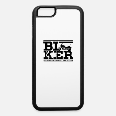 Traffic Biker Motorcycle Rider Superbike Chopper Gift - iPhone 6/6s Rubber Case