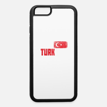 Soccer Turkey Ankara Nation Flag Gift Istanbul - iPhone 6/6s Rubber Case