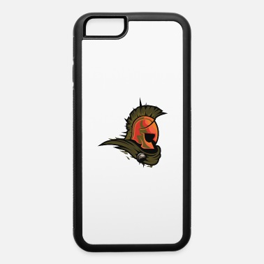 2nd Amendment Spartan - iPhone 6/6s Rubber Case