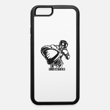 Street Fighter Fighter - iPhone 6/6s Rubber Case