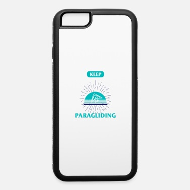 Glider Paragliding Gliding Glider Funny Gift - iPhone 6/6s Rubber Case