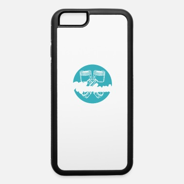 Mechanical Engineering Mechanic Funny Quotes Work Gift Profession Car Job - iPhone 6/6s Rubber Case