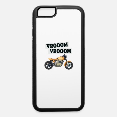 Moped Motorcycle Bike Superbike - iPhone 6/6s Rubber Case