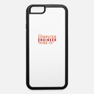 Civil Engineering Computer Engineer - D3 Designs - iPhone 6/6s Rubber Case