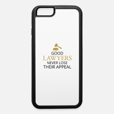 Running Good Lawyers Never Lose Their Appeal - Candid Awe - iPhone 6/6s Rubber Case