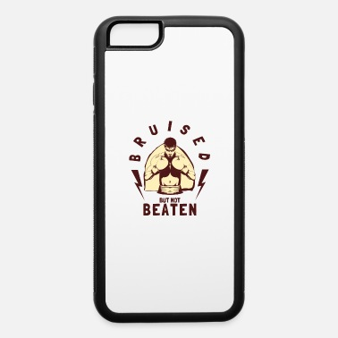 Karate Mixed Martial Arts Fighter Boxer Boxing - iPhone 6/6s Rubber Case