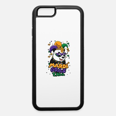 Street Wear Mardi Gras Parade 2019 Beads Party Shirt Gift - iPhone 6/6s Rubber Case