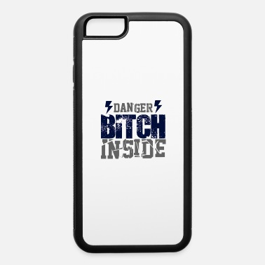 I Heart Danger Bitch - iPhone 6 Case