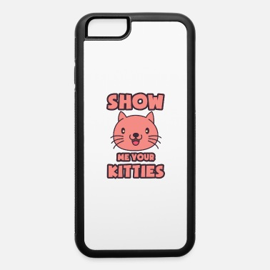 Sweetie I Love Cats Gift T Shirt - iPhone 6 Case