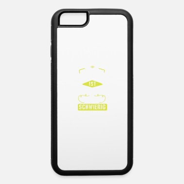 Puberty Puberty is when parents become difficult - iPhone 6 Case