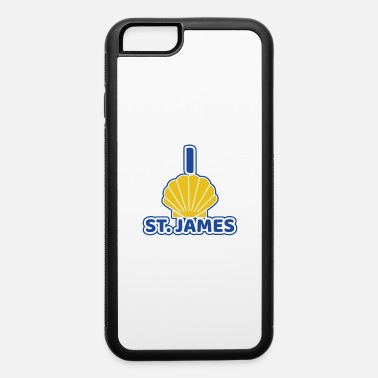 The Way Of St James I love St. James - iPhone 6 Case