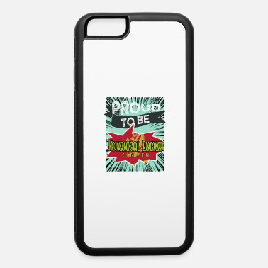 Career Proud to be mechanical engineer citizen - iPhone 6 Case