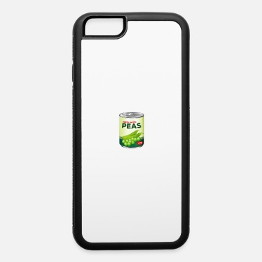 Funny Insults Bitch Peas, Bitch Please Pun Funny Meme print - iPhone 6 Case