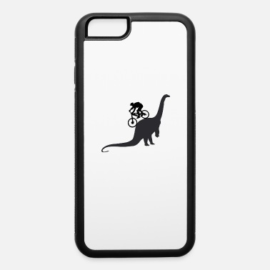 Boy MTB Mountain Biking Bike Mountain Bike Dinosaur - iPhone 6 Case